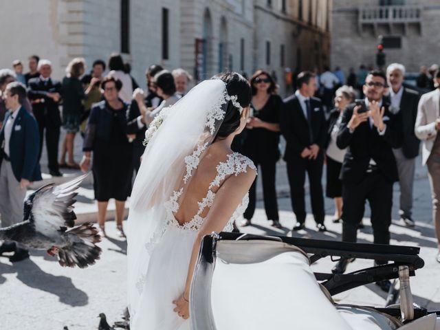 Il matrimonio di Francesco e Rossella a Trani, Bari 94