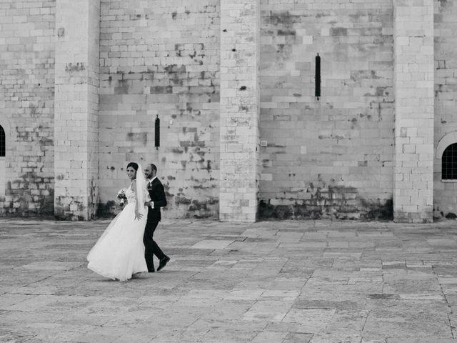 Il matrimonio di Francesco e Rossella a Trani, Bari 95