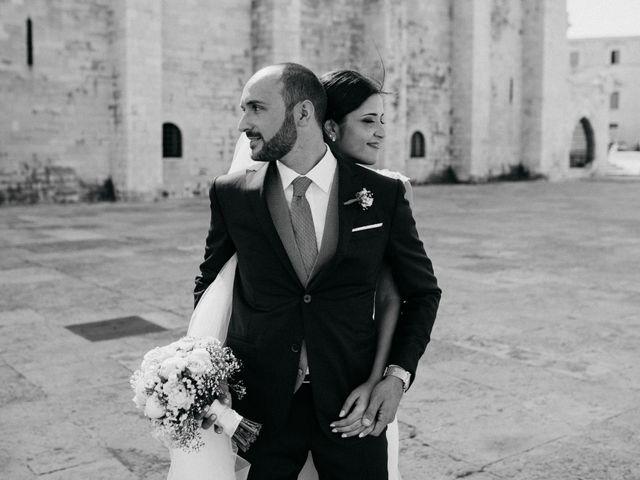 Il matrimonio di Francesco e Rossella a Trani, Bari 96