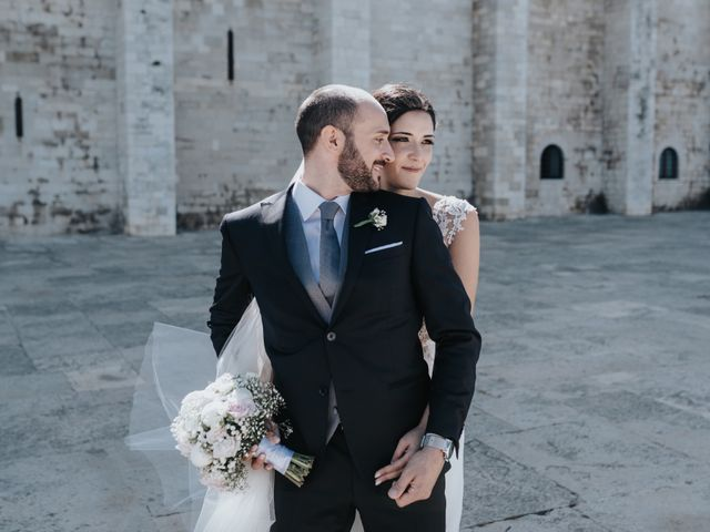 Il matrimonio di Francesco e Rossella a Trani, Bari 97