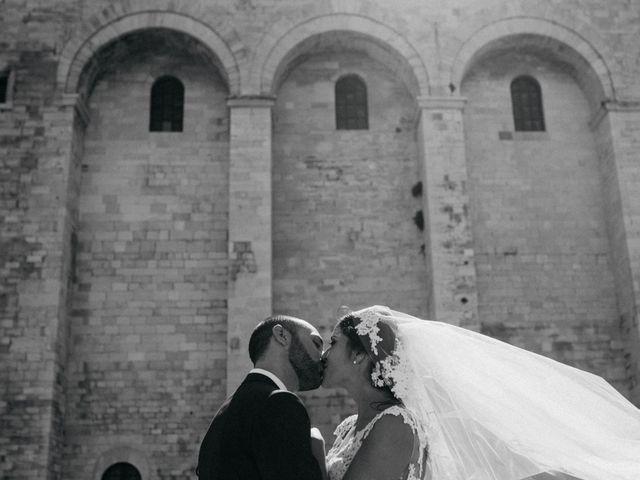 Il matrimonio di Francesco e Rossella a Trani, Bari 100
