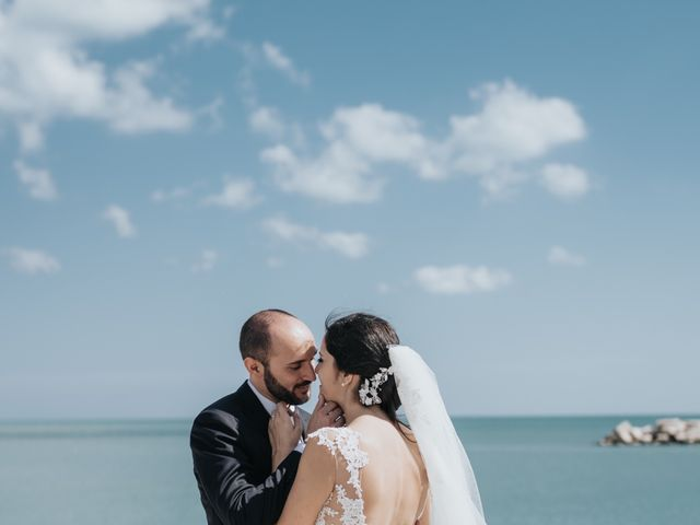 Il matrimonio di Francesco e Rossella a Trani, Bari 104