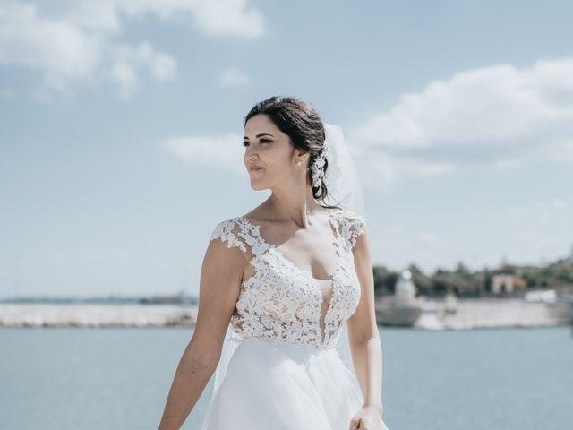 Il matrimonio di Francesco e Rossella a Trani, Bari 106