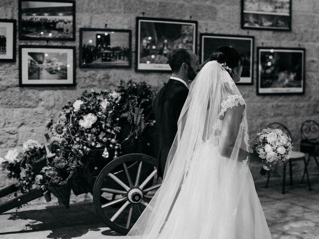 Il matrimonio di Francesco e Rossella a Trani, Bari 115