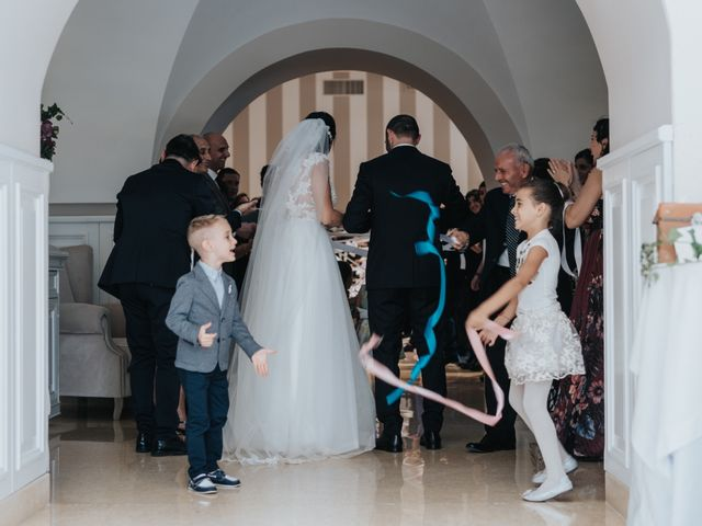 Il matrimonio di Francesco e Rossella a Trani, Bari 118