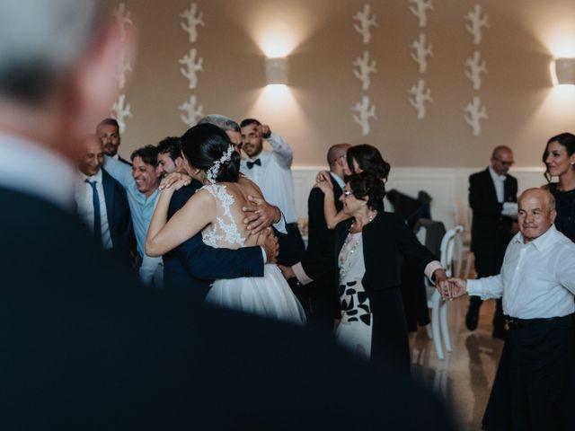 Il matrimonio di Francesco e Rossella a Trani, Bari 133