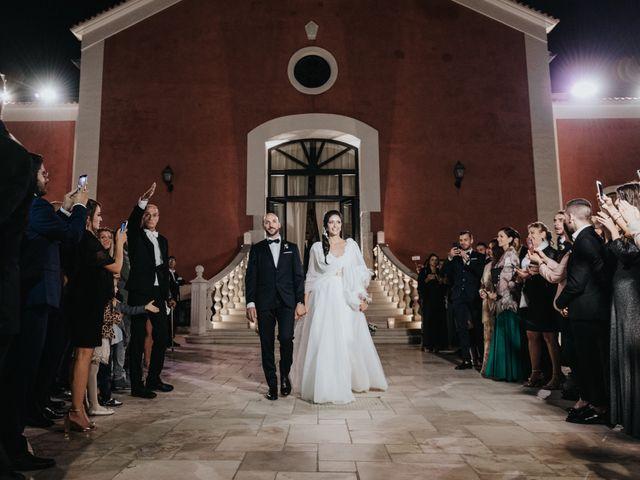 Il matrimonio di Francesco e Rossella a Trani, Bari 155