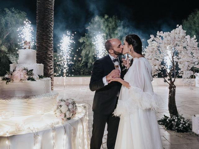 Il matrimonio di Francesco e Rossella a Trani, Bari 158