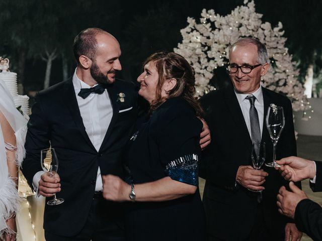 Il matrimonio di Francesco e Rossella a Trani, Bari 160