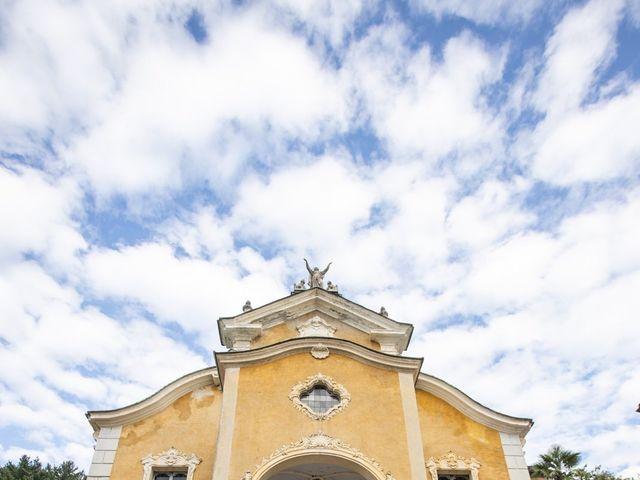 Il matrimonio di Pietro e Greta a Orta San Giulio, Novara 10