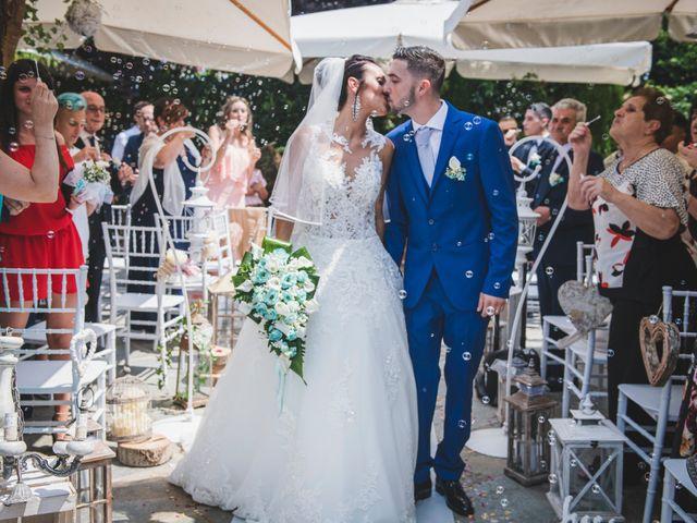 Il matrimonio di Luca e Giada a Cavour, Torino 38