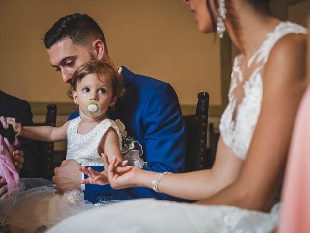 Il matrimonio di Luca e Giada a Cavour, Torino 39