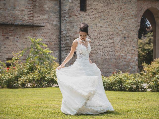 Il matrimonio di Luca e Giada a Cavour, Torino 44