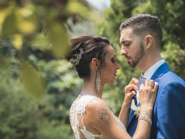 Il matrimonio di Luca e Giada a Cavour, Torino 45