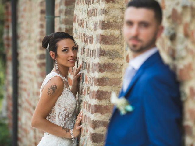 Il matrimonio di Luca e Giada a Cavour, Torino 46