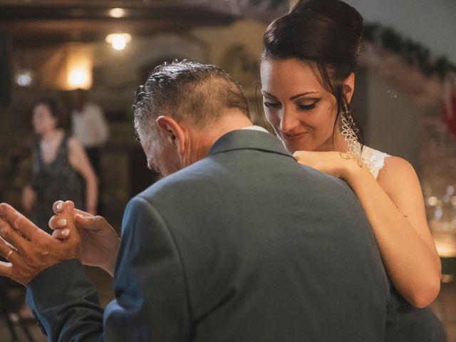 Il matrimonio di Luca e Giada a Cavour, Torino 49