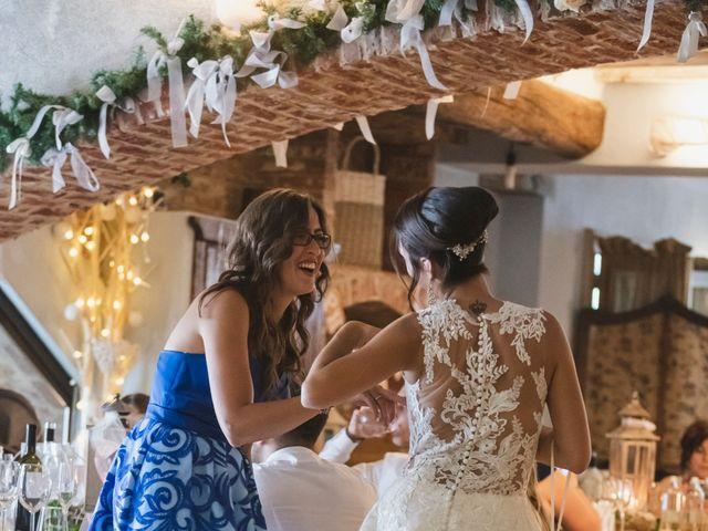 Il matrimonio di Luca e Giada a Cavour, Torino 52