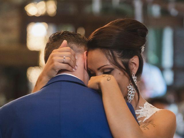 Il matrimonio di Luca e Giada a Cavour, Torino 53