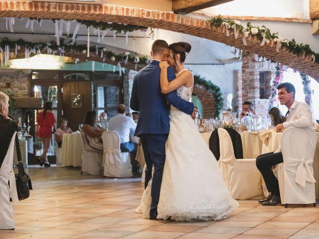 Il matrimonio di Luca e Giada a Cavour, Torino 54