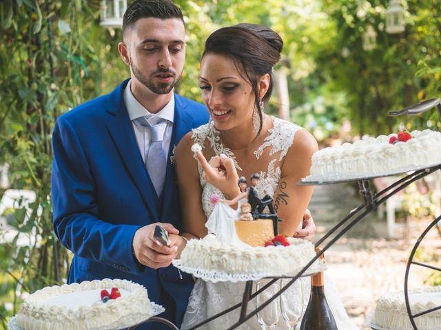 Il matrimonio di Luca e Giada a Cavour, Torino 59