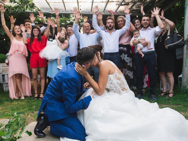 Il matrimonio di Luca e Giada a Cavour, Torino 60