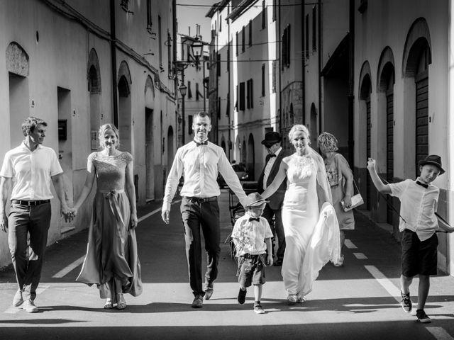 Il matrimonio di Marco e Alin a Massa Marittima, Grosseto 11