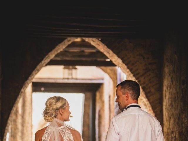 Il matrimonio di Marco e Alin a Massa Marittima, Grosseto 12