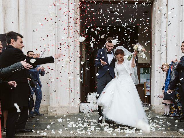 Il matrimonio di Enrico e Marisa a Buttigliera Alta, Torino 1
