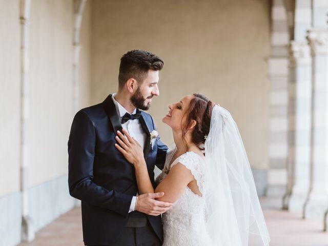 Il matrimonio di Enrico e Marisa a Buttigliera Alta, Torino 30