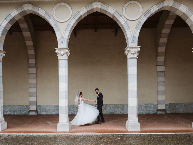 Il matrimonio di Enrico e Marisa a Buttigliera Alta, Torino 2