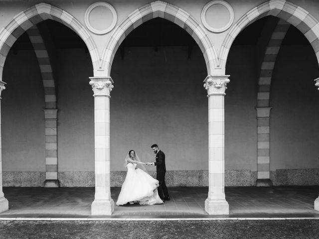 Il matrimonio di Enrico e Marisa a Buttigliera Alta, Torino 32