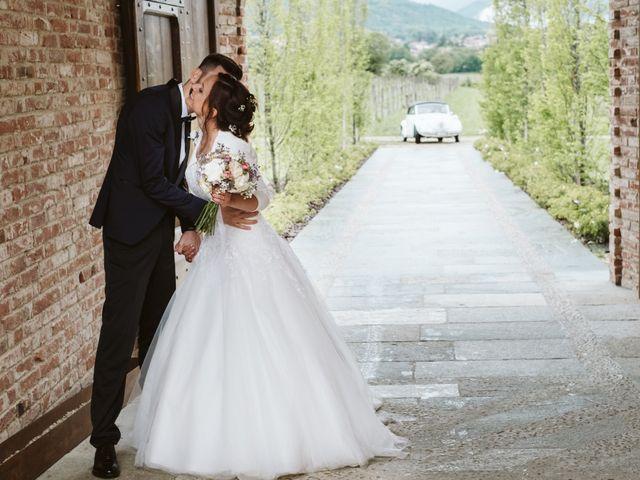 Il matrimonio di Enrico e Marisa a Buttigliera Alta, Torino 44