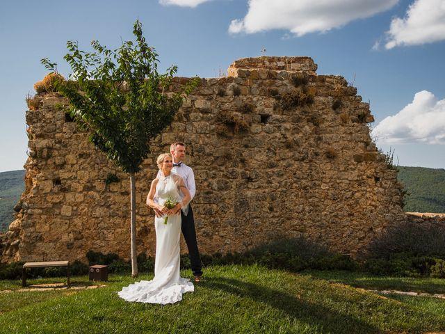 Il matrimonio di Marco e Alin a Massa Marittima, Grosseto 9