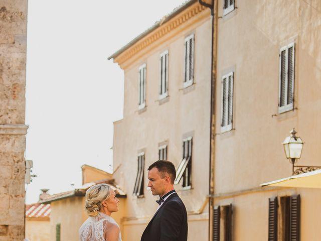 Il matrimonio di Marco e Alin a Massa Marittima, Grosseto 17