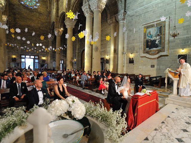 Il matrimonio di Alessandra e Luca a Gallipoli, Lecce 32
