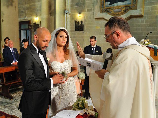 Il matrimonio di Alessandra e Luca a Gallipoli, Lecce 34