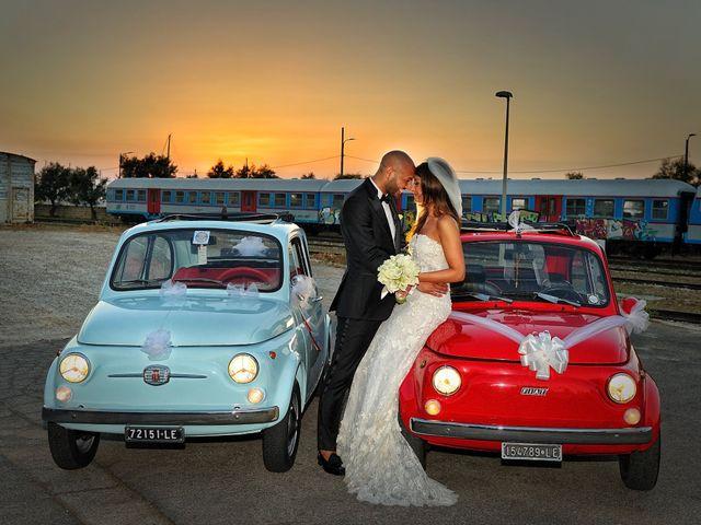 Il matrimonio di Alessandra e Luca a Gallipoli, Lecce 46