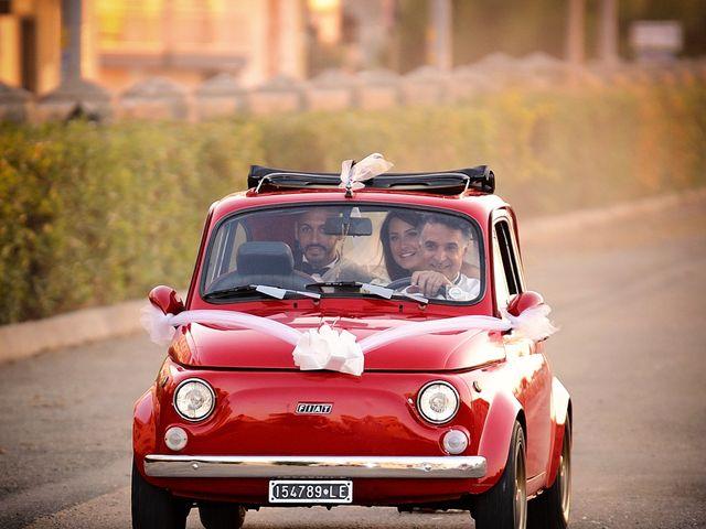 Il matrimonio di Alessandra e Luca a Gallipoli, Lecce 47
