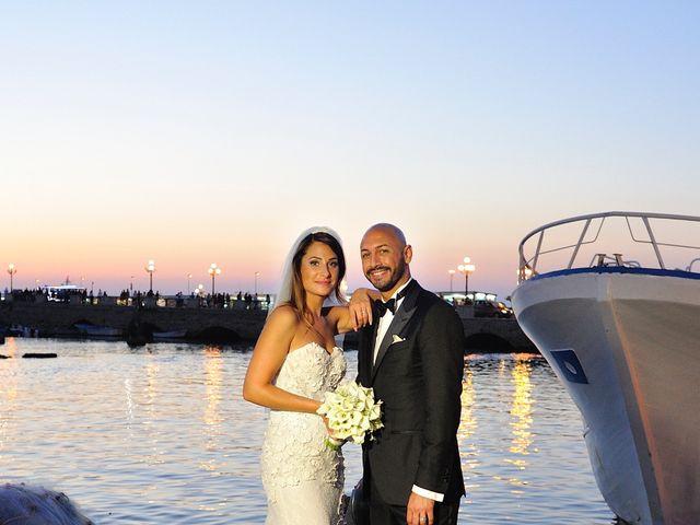 Il matrimonio di Alessandra e Luca a Gallipoli, Lecce 51