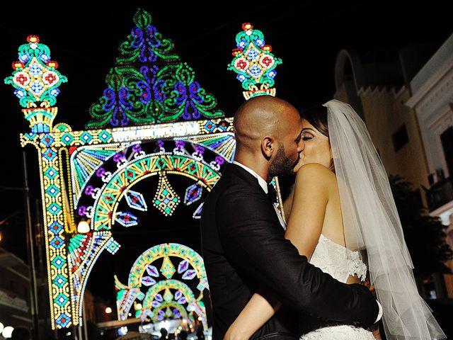 Il matrimonio di Alessandra e Luca a Gallipoli, Lecce 54