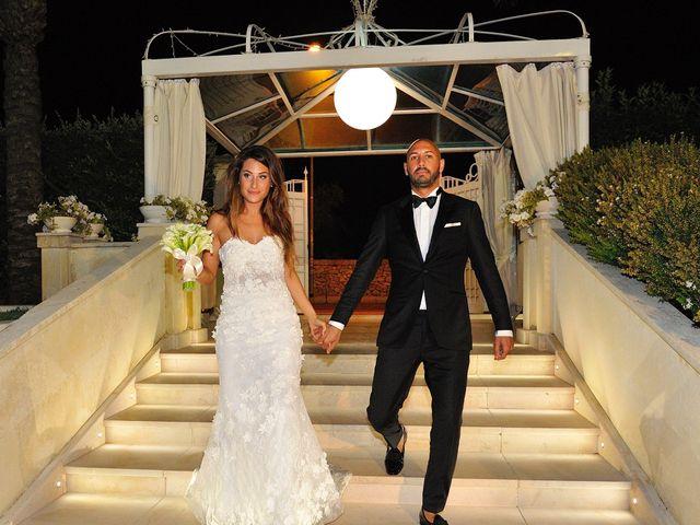 Il matrimonio di Alessandra e Luca a Gallipoli, Lecce 55