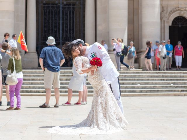 Il matrimonio di Carmine e Angela a Siracusa, Siracusa 8