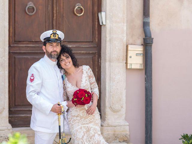 Il matrimonio di Carmine e Angela a Siracusa, Siracusa 9