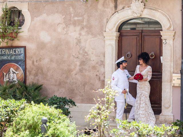 Il matrimonio di Carmine e Angela a Siracusa, Siracusa 10