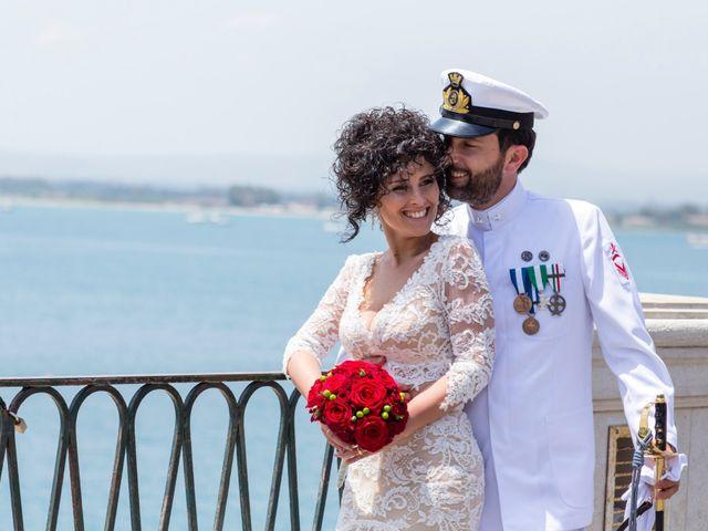 Il matrimonio di Carmine e Angela a Siracusa, Siracusa 11