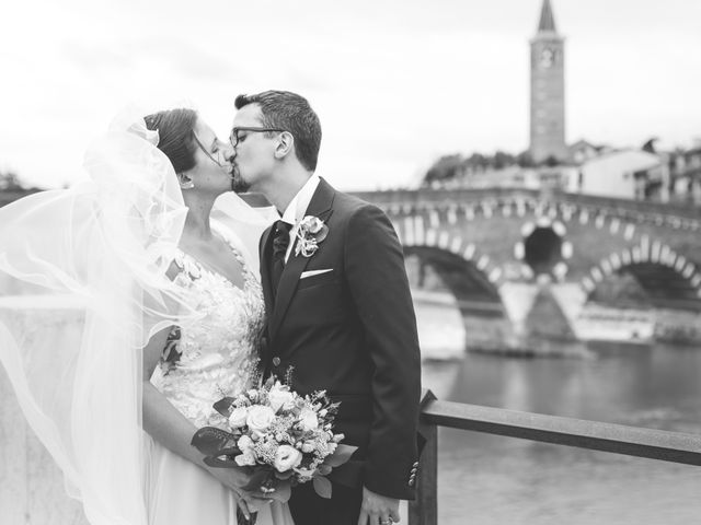 Le nozze di Mariachiara e Daniele