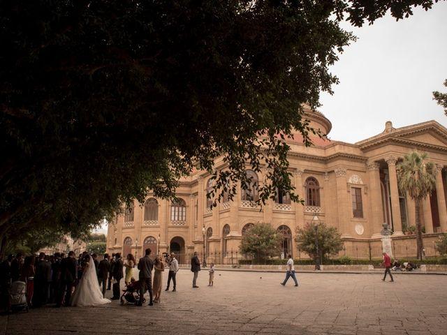 Il matrimonio di Michele e Alice a Palermo, Palermo 11