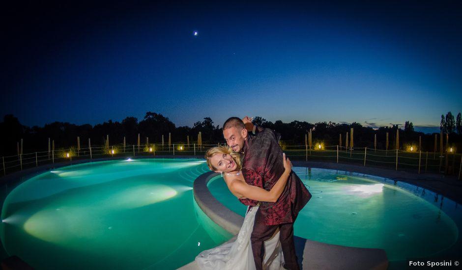 Il matrimonio di Marco e Vanessa a Lari, Pisa