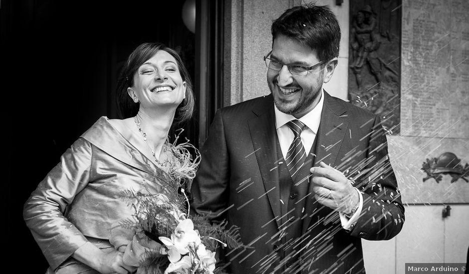 Il matrimonio di Edoardo e Eleonora a Biella, Biella