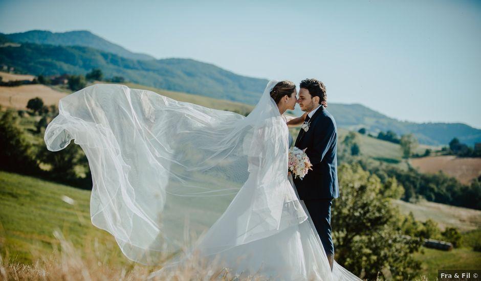 Il matrimonio di Simone e Chiara a Soragna, Parma